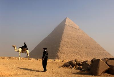 Egypt bans filming