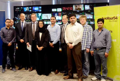 Ericsson acquires playout unit from twofour54