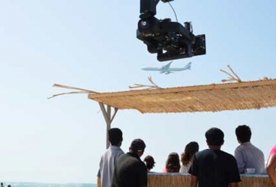 Etihad shoots new TVC