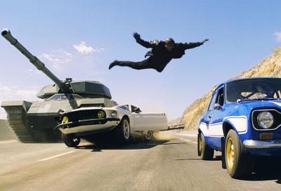 Fast & Furious 7 filming complete