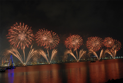 Fireworks Special