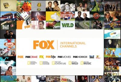Fox reaches 200m homes internationally