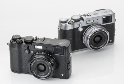 Fujifilm unveils X100T compact camera