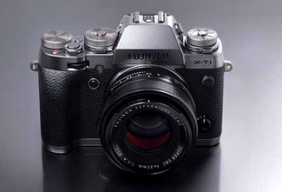 Fujifilm X-T1 gets a makeover