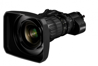 Fujifilm to unveil new UHD lenses at NAB