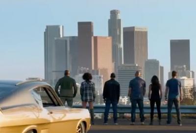 Furious 7: Official trailer