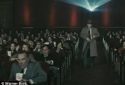 Bad timing for Warner Bros trailer