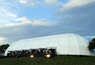Gearhouse, In2Structures launch Combi Dome