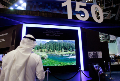 du set to pioneer HDTV rollout in the Middle East