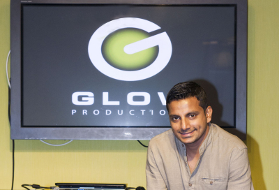 Glow productions making Shure