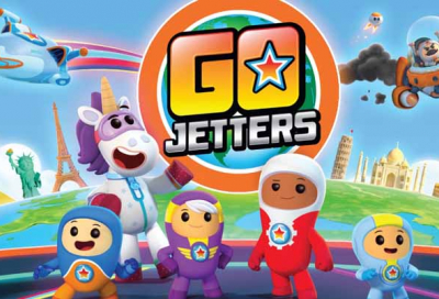 CBeebies' Go Jetters land in Middle East
