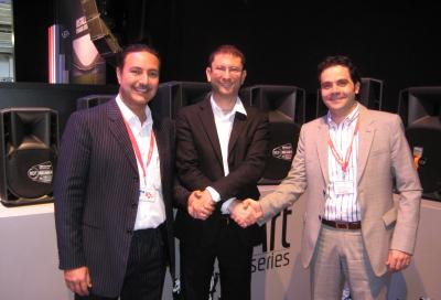 AV-Tech signs RCF distribution deal