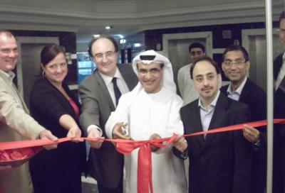 Harris opens expanded Dubai office