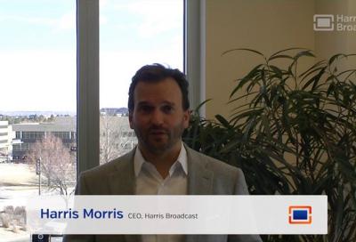 Harris Morris leaves Harris Broadcast