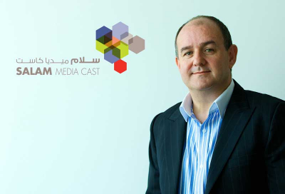CABSAT: Salam Media Cast unveils new branding