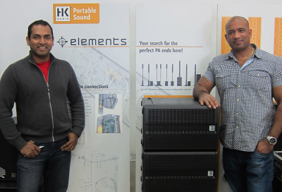 HK Audio Elements makes it debut in Qatar