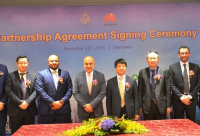 Al Jazeera inks MoU with Huawei