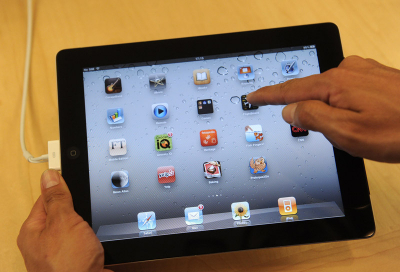 Conde Nast's iPad sales tumbling