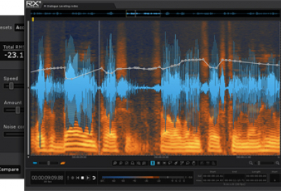 iZotope Launches RX 4