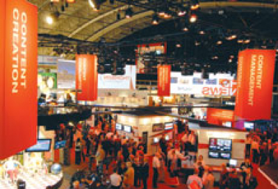 IBC visitors get immersed in 3D