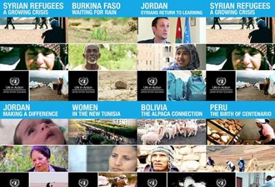 Icflix and UN partner for documentaries
