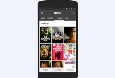 Icflix unveils upgraded Android app