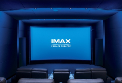 IMAX unveils in-home theatre systems in ME