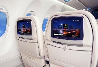Panasonic enters Singapore Airlines deal