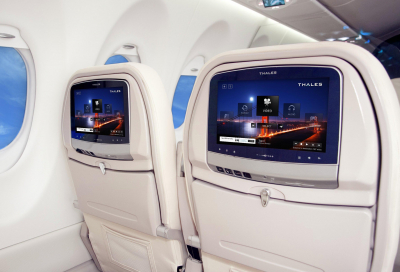 Panasonic enters Singapore Airlines deal
