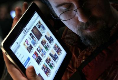 Apple's iPad revealed