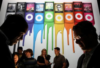 Sony Walkman overtakes iPod in Japan