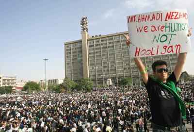 News orgs plan second wave coverage of Iran unrest