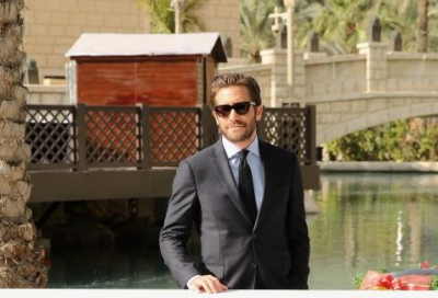 IN PICS: Jake Gyllenhaal at DIFF