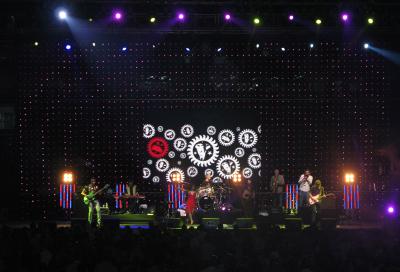 MA Lighting earns a spot at Dubai Jazz Festival