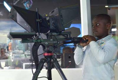 Al Jazeera and KidZania develop kids' studio