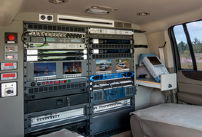 Kuwait TV invests in DSNG vans