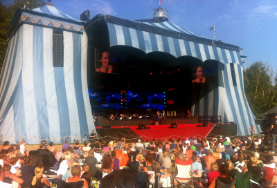 L-Acoustics chosen for Danish castle concert