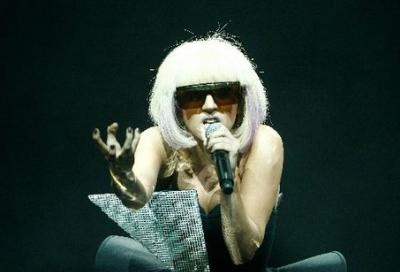 Lady Gaga set for UAE concert