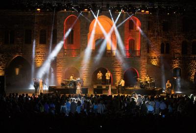 Lebanon goes live