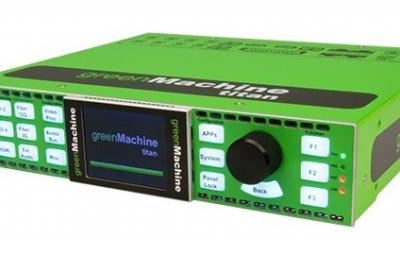 LYNX Technik expands greenMachine family