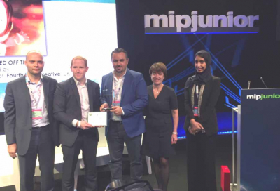 Majid Entertainment at MIPCOM 2015