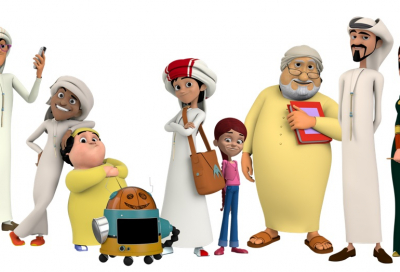 Cartoon Network Arabic unveils Mansour