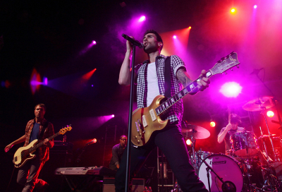 Maroon 5 confirmed for second Dubai show