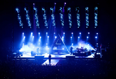 30 Seconds to Mars set favours impressions