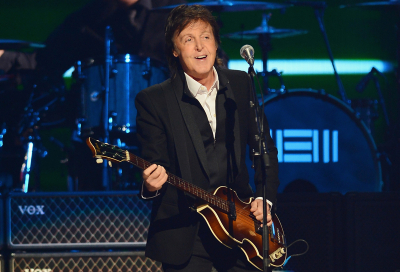 Rubicon teams up with Paul McCartney