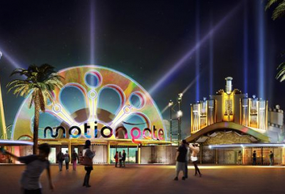 Work starts on DreamWorks zone of Dubai theme park