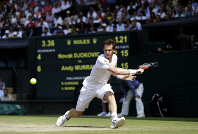Murray win concludes Sony 4K/3D tennis production