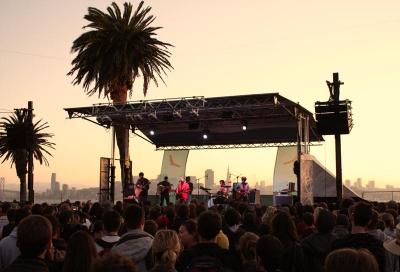 Festival sector belies industry trends