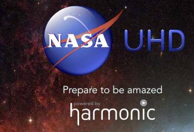 Harmonic demos HDR UHD NASA content