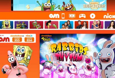 Nickelodeon joins OSN Play